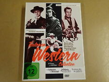 3-DISC DVD BOX / TEUTONEN WESTERN COLLECTION -DIE FLUSSPIRATEN VOM MISSISSIPPI..