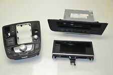 Audi A6 4G A7 Facelift Audi Radio Basic Multimedia Main Unit MMI RMC 4G1035180A