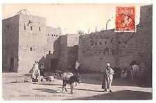CPA ALGERIE - TOLGA - UNE RUE - ANE MULET 1911