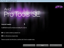 Avid Digidesign Pro Tools 8.0.3 se descarga genuino de M-audio para WIN7/8/10 & Mac