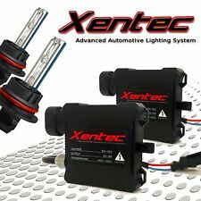 Xentec Xenon Light HID Kit Conversion H1 H3 H4 H7 H10 H11 H13 9004 9005 9006 886