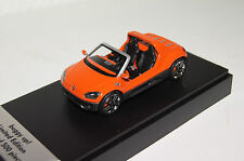 VW Studie Buggy UP orange 1:43 Looksmart/VW neu & OVP 1S1099300HVSX