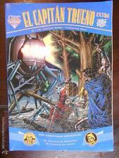 EL CAPITAN TRUENO EXTRA - Nº 15 - VICTOR MORA , FUENTES MAN - EDICIONES B (C3)