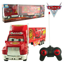 59cm Disney Car Pixar McQueen Rusteze RC Radio Remote Control Car Truck Kid Toy