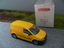1/87 Wiking VW Caddy gelb 275 01