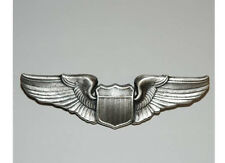 US Army Airforce Pilot Wings  Pin USMC Navy Marines Collar Badge WK2 WKII WW2