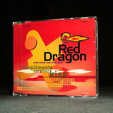 Red Dragon With Brian And Tony Gold - Compliments On Your Kiss - music cd EP