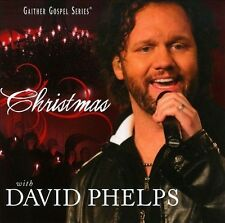 Christmas With David Phelps CD Gaither Gospel Music Songs Christian Hymns