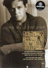 John Mellencamp (Slimline DVD, 2007) BRAND NEW FACTORY SEALED