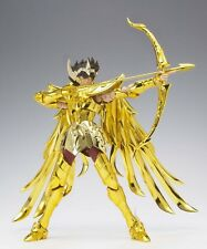 S Temple Metal Club Model Saint Seiya Sagittarius Aiolos Myth Cloth Gold Ex OCE