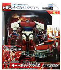 TAKARA TOMY TRANSFORMERS ANIMATED PRIME JAPAN AM-17 SWERVE ARMS MICRON