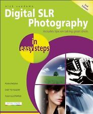 Digital SLR Photography in easy steps: Now Includes Clever Photography Technique