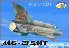 RV Aircraft 1/72 MiG-21SMT plastic kit