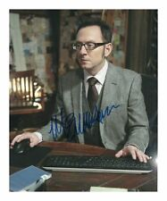 MICHAEL EMERSON AUTOGRAPHED SIGNED A4 PP POSTER PHOTO