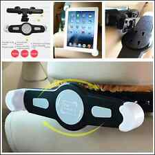 Auto SUV Headrest 360°Rotatable Support iPad Mini Tablet PC handle Bracket Clip