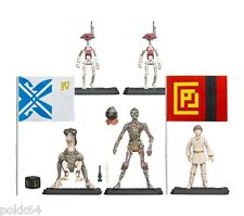 Star Wars Discover The Force 3-D Battle Packs Mos Espa Arena 5 figurines 707745