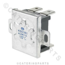 BUFFALO N126 THERMAL- AUSSCHNITT THERMOSTAT 120°C GRILL GRDDLE CD474 L501 L530