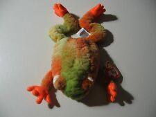 TY 2000 Beanie Baby Prince the Frog, with tag