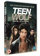Teen Wolf: Seasons 1 And 2 (6 Discs) - DVD