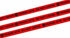 Fringe bande police univers parallele Fringe police tape from alternate world
