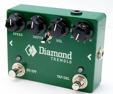 Diamond Pedals Tremolo Guitar Effect Pedal Brand new Worlwide shipping