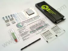 [Xbox 360 Slim] Hybrid eXtreme Uniclamp™ Repair Kit w/ Tools RROD, X-Clamp S Set