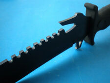 HOT SALE!Sharp utility tactical Jungle AITRO rescue Survival Hunting Bowie Knife
