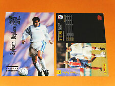 S. DEPLACE OLYMPIQUE LYONNAIS LYON OL GERLAND FOOTBALL CARD PREMIUM PANINI 1995