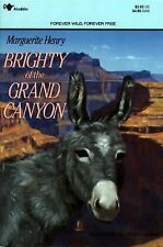 Brighty of the Grand Canyon- Marguerite Henry PB 1991