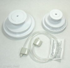 FoodSaver Mason Jar Adapter  Wide & Regular Mouth Sealer & Accessory Hose Kit