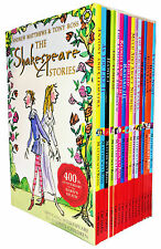 Shakespeare Children's Stories 16 Books Set Complete Collection 400 Anniversary
