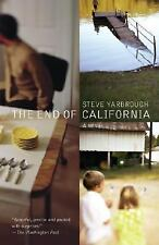 The End of California (Vintage Contemporaries), Yarbrough, Steve, Vintage (2007-
