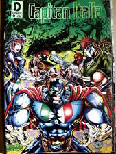 Capitan Italia n°0 1996 ed. DOWN COMIX   [SP3]