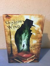 The Shadow of the Wind by Carlos Ruiz Zafón SIGNED LIMITED EDITION! 190/1000