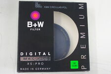 B+W KSM Polfilter circular MRC Nano Käsemann POL  Filter 55mm