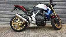 Honda CB1000R 08- Stainless Round Single outlet Road Legal / Race MTC Exhaust
