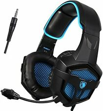 [2016 SADES SA-807 New Released Multi-Platform New Xbox One PS4 Gaming Headset