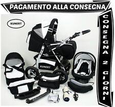 Trio, Carrozzina, Passeggino, Seggiolino 3in1 VIP City