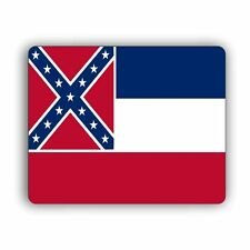 Mississippi State Flag Computer Mouse Mat Pad Desktop PC Laptop USA