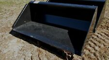 "42"" Mini Skid Steer Smooth Bucket-Toro Dingo,Boxer,Vermeer,Ditch Witch $129 ship"
