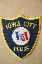 Patches: IOWA US State POLICE PATCH (NEW* apx.12x10.5 cm)