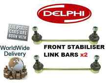 FOR MITSUBISHI LANCER EVOLUTION 2 3 1992--  2 x FRONT STABILISER LINK BAR