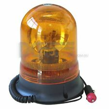 12V Revolving Light / Rotating Beacon - HALOGEN BULB