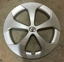 "1 61167 NEW Toyota PRIUS 15"" 5 Spoke Hub Cap Wheel Cover 12 13 14 2015"