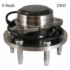 2002-2006 Chevrolet Avalanche 1500 (2WD) Front Wheel Hub Bearing Assembly