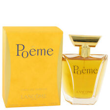 Poeme by Lancome 3.4oz/100ml Edp Spray For Women  New In Box