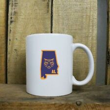 Original I Tiger Alabama Classic University Style Coffee Mug Tea Cup Auburn