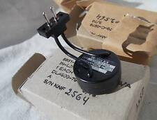 USN USMC Pilot's MS22001 Oxygen Mask Amp Assembly, NOS, 1979 In the Box
