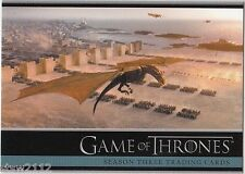 GAME OF THRONES SEASON 3 P3 BINDER INSERT EXCLUSIVE PROMO CARD