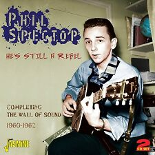 PHIL SPECTOR - HE'S STILL A REBEL 2 CD NEU